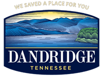 Town Of Dandridge Tennessee Logo